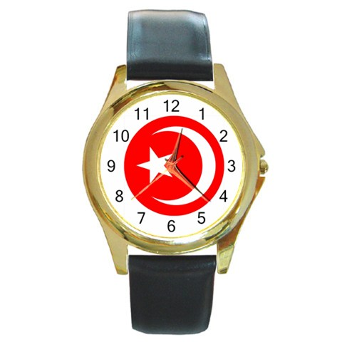 Men's Goldtone National Watch
