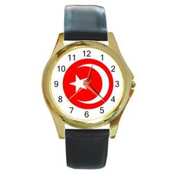 Men's Goldtone National Watch