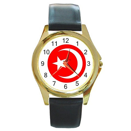 Men's National Centered Watch