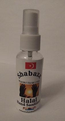 Shabazz Halal Hand Sanitizer