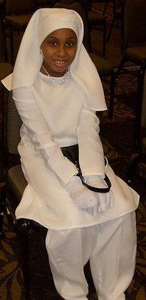 Jr. M.G.T. Gabardine Garment