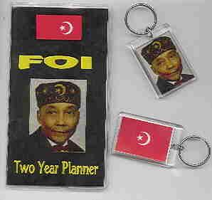 F.O.I. Planner Set