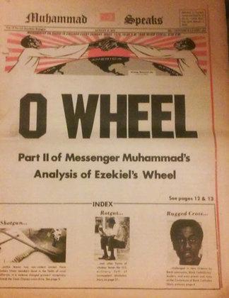 Vintage Muhammad Speaks August 31, 1973