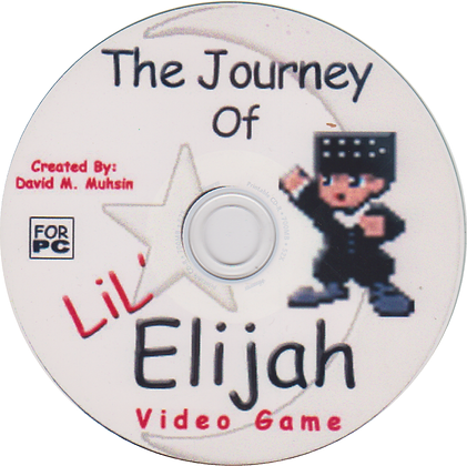 The Journey of Lil Elijah Video Game