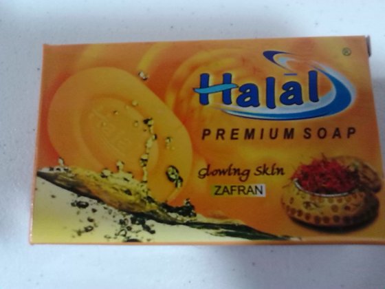 Halal Soap - Glowing Skin