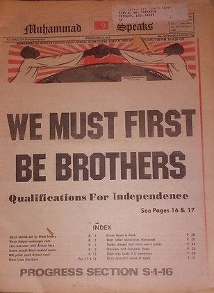 Vintage Muhammad Speaks February 16, 1973