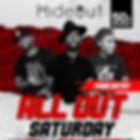 All ut Saturday - The Hideout Dubai