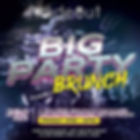 Get down to our big party brunch tomorro