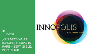 Join Neovya at INNOPOLIS EXPO in Paris on Sept. 21 & 22