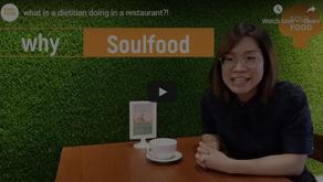 Dietitian's roles in Soul Food