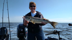 Awesome Lake Winnebago Walleye