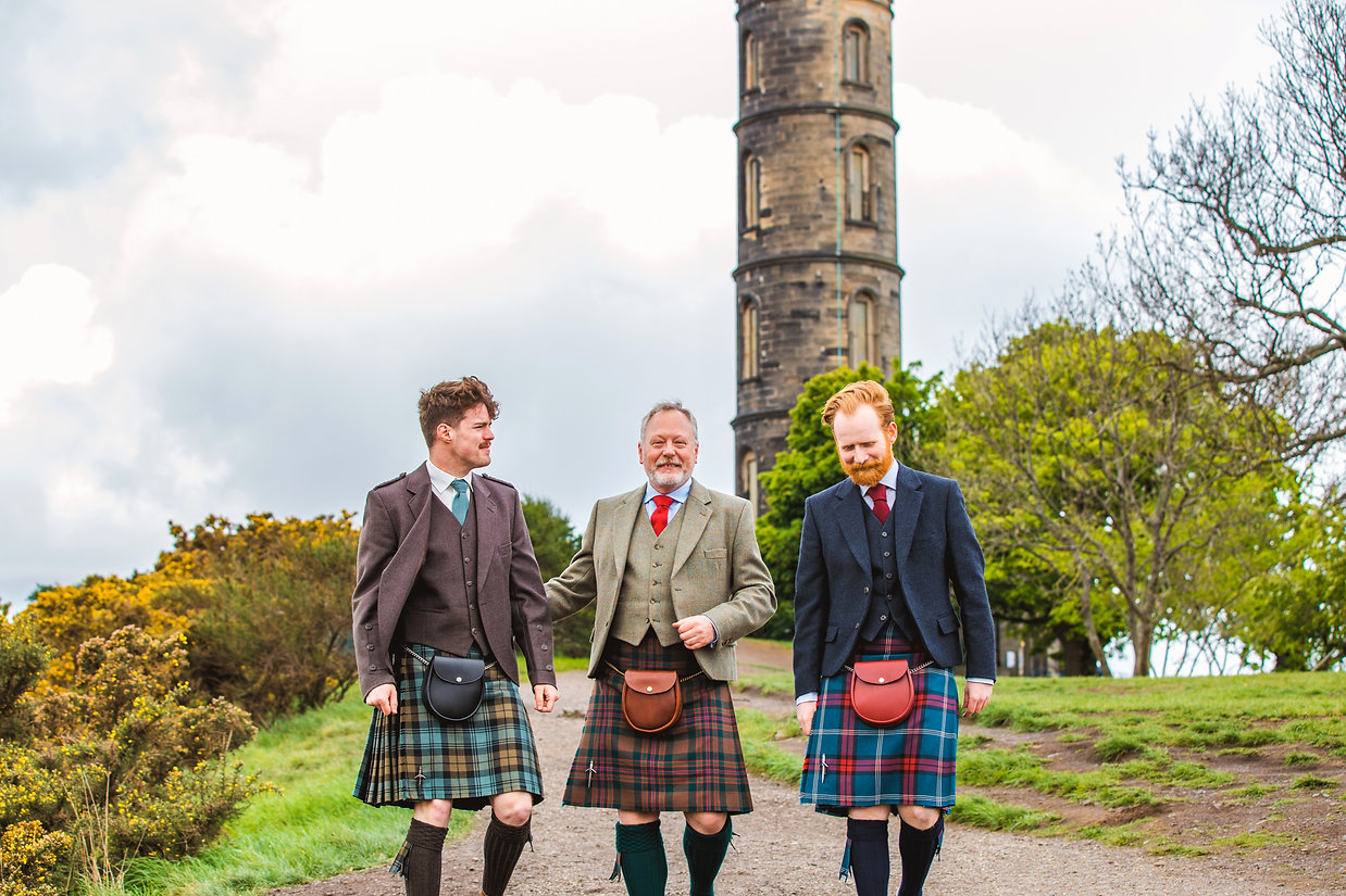 MacKenzie and Gordon Nicolson Kiltmakers