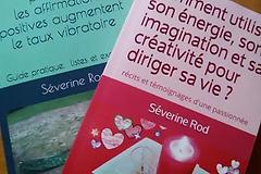 Séverine Rod Livres loi d'attraction