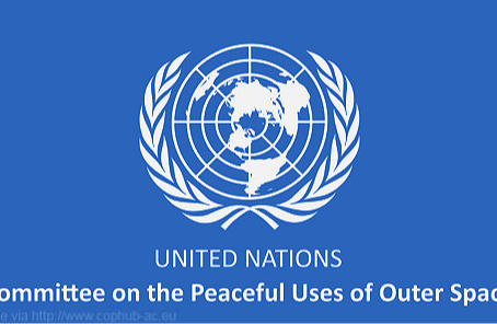 Regulations for the Safe Use of Outer space – The COPUOS