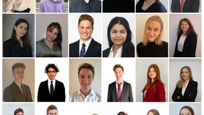 Organizing the conference - the team behind the OLMUN 2021
