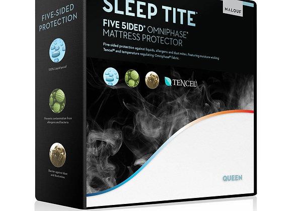 SleepTite Omniphase Mattress Protector w/Tencel