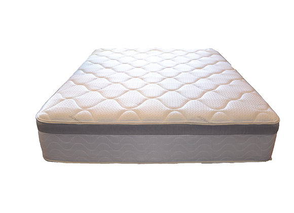 Athena Latex/Pocket Coil Hybrid Mattress