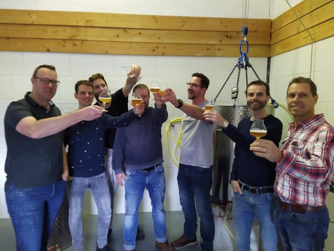 Huurbrouwen bij Dorpsbrouwerij Terheijden is een feestje!