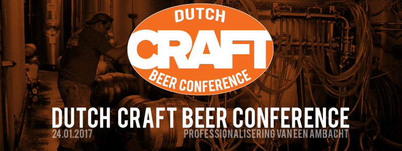 Dutch Craft Beer Conference 2017