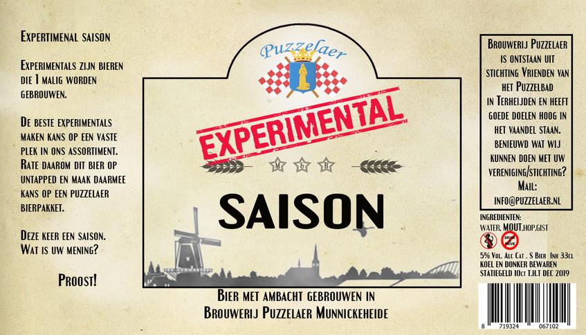 Experimantal saison (2)
