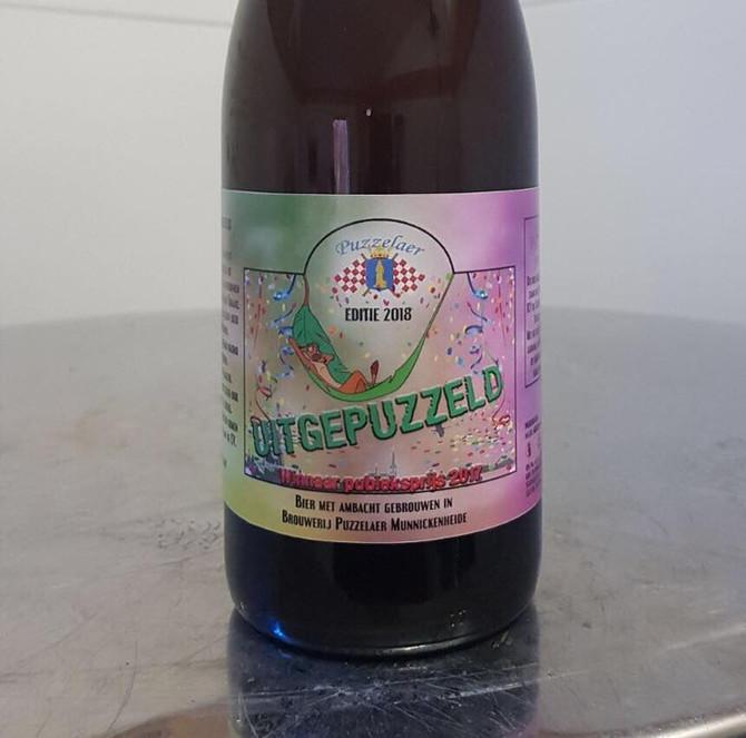 Presentatie CV Uitgeteld bier