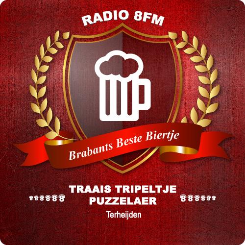 Traais Tripel beste bier van Brabant!