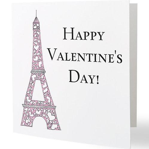 Eiffel of Hearts