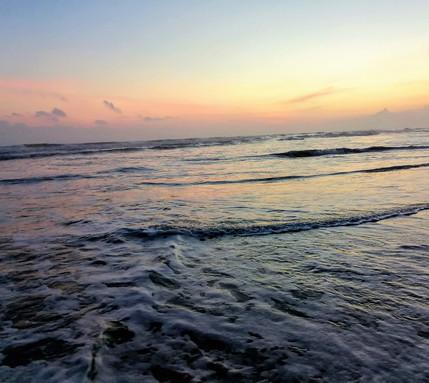 Tiempo libre en playa y centro