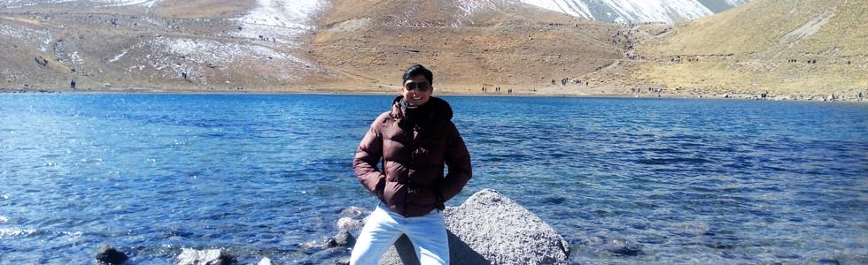 El primer punto a visitar será el Parque Nacional Nevado de Toluca.