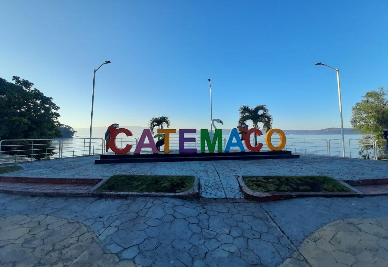 Centro de Catemaco