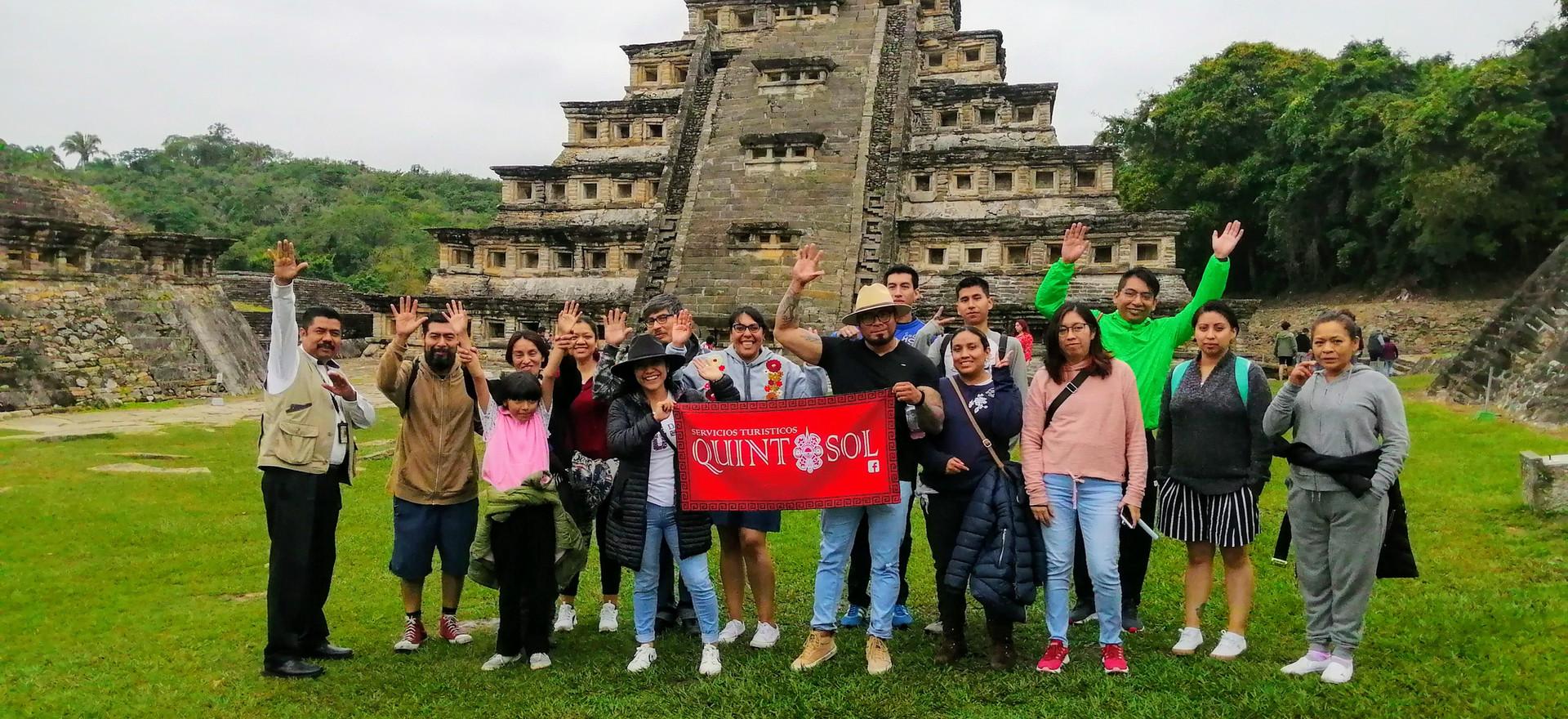 Al final del día visitaremos Tajín.