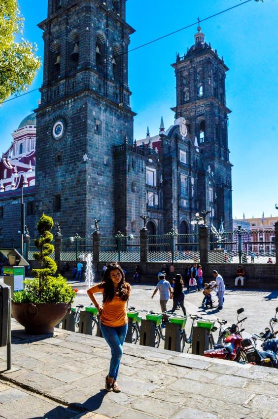 Para finalizar visitaremos la hermosa ciudad de Puebla.