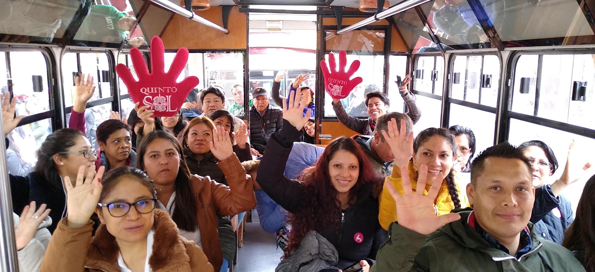 Tour en tranvía