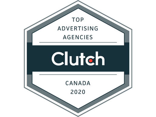 My Left Foot Wins Clutch Award for Top Canadian B2B Advertising and Digital Agencies