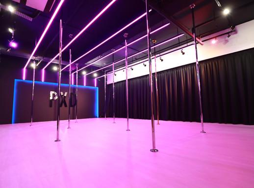 PXD Pole Minotaur Room