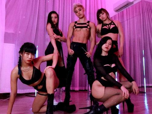 EXO CLUB - OPEN LEVEL (6W)