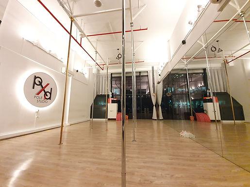 pxd robinson pole studio
