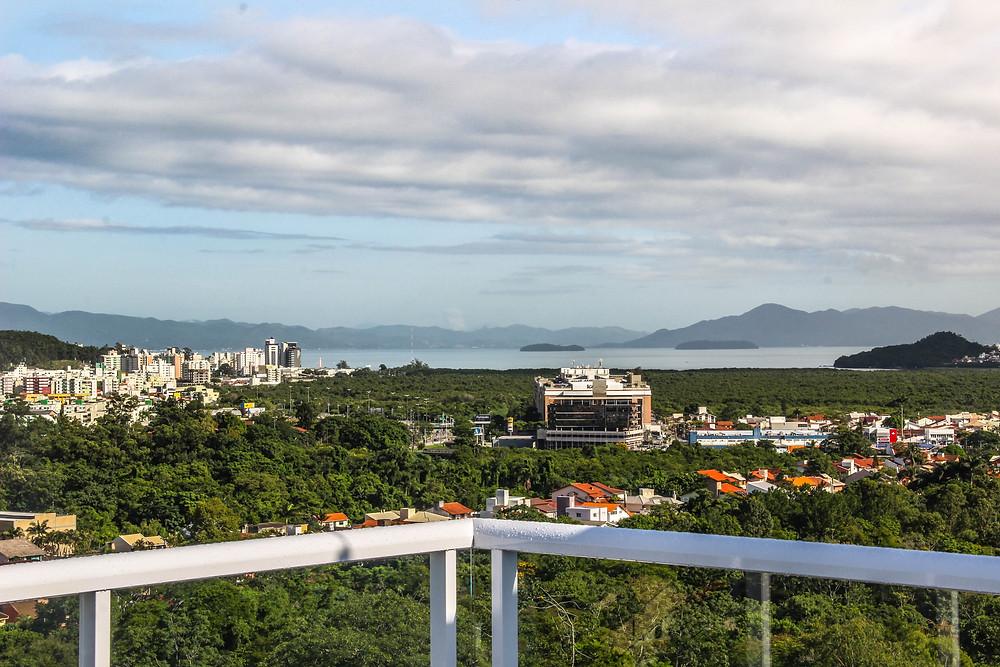 Vista Apartamento Cobertura Construtora Sol Florianópolis