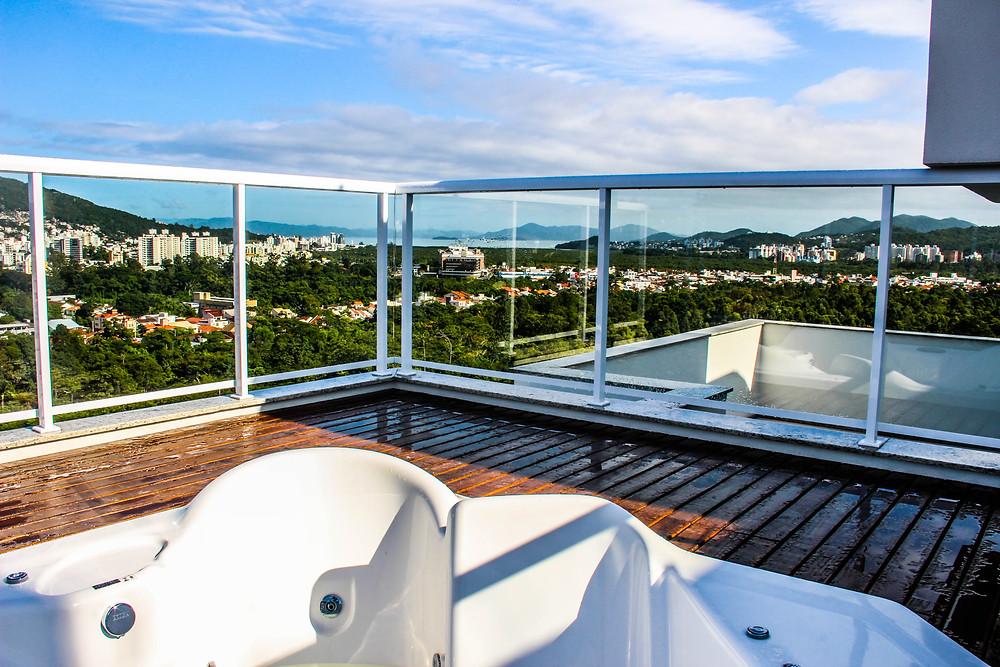 Apartamento Cobertura Residencial Verde Parque Córrego Grande Florianópolis