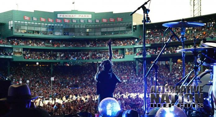 Pearl Jam Boston