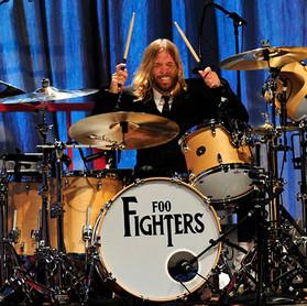 Foo Fighters: baterista fala do seu passado com as drogas.