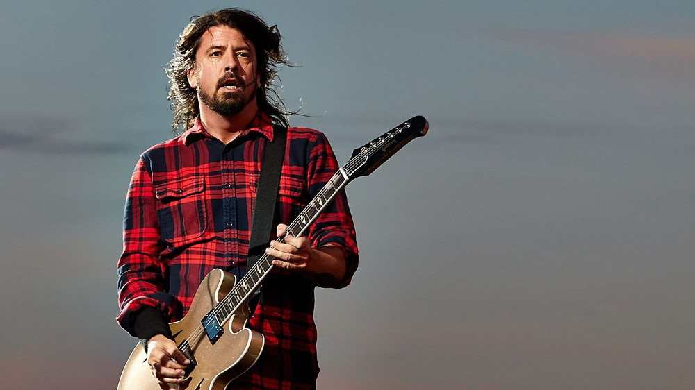 Foo Fighters, Nirvana, Queens of The Stone Age, Sonic Youth