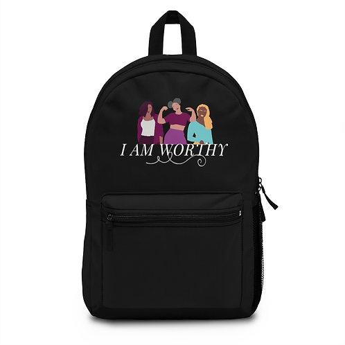 I AM WORTHY Backpack