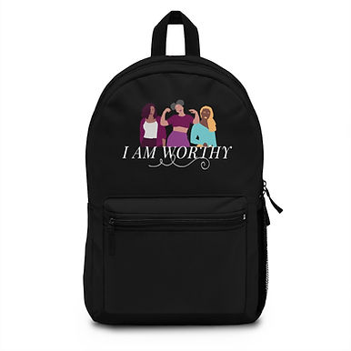 I AM WORTHY Backpack