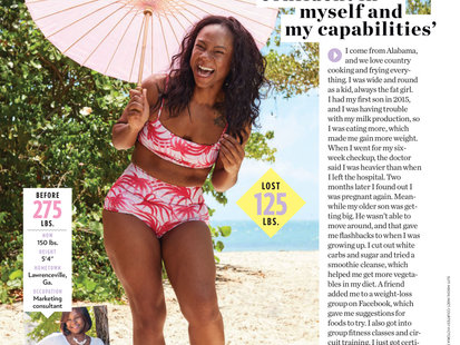 People Magazine Feature