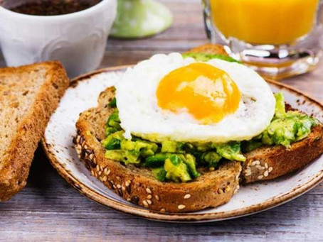 Three Breakfast Recipes for Weight Loss
