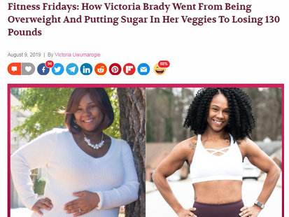 MadameNoire Fitness Friday Feature
