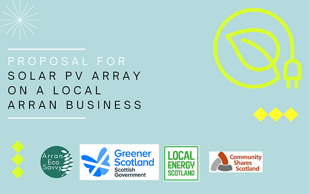ACR Project Proposal Solar PV