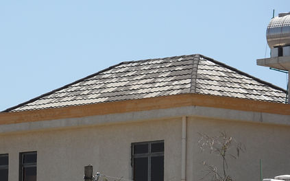Bad fake roofing
