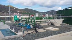 Desalinazadora - Islas Virgenes Brit